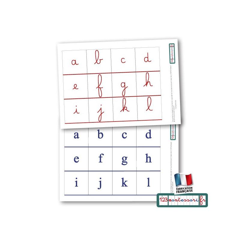 PDF 4 alphabets