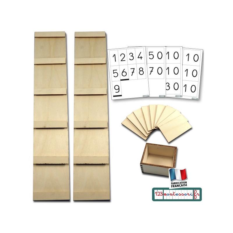 Tables de Seguin Montessori