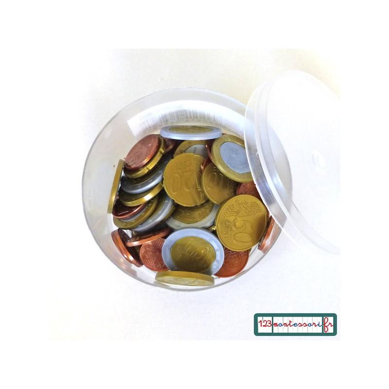 Pièces et billets en euro