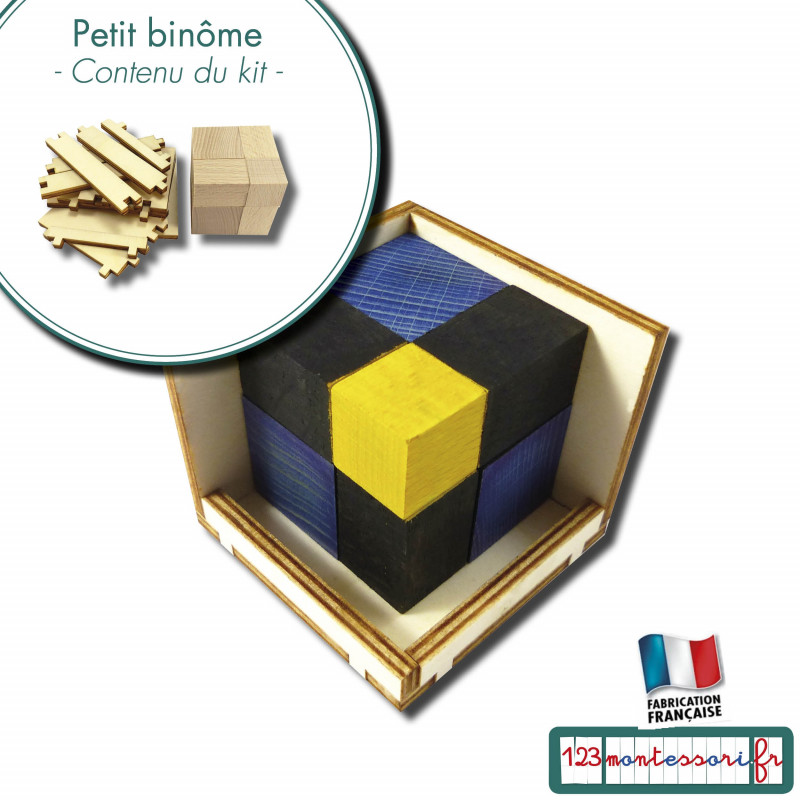 Cube du Binôme, cube du petit binôme