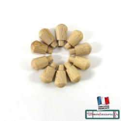 Boutons de préhension pour puzzle Montessori