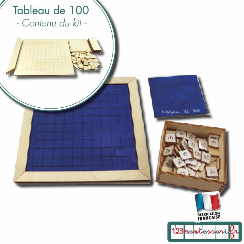 Tableau de 100 en kit