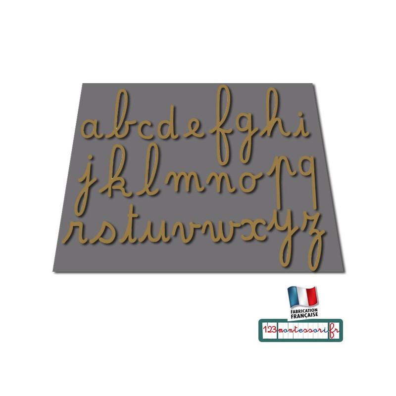 Stylet pour lettres creusées