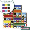 Boites de grammaire Montessori
