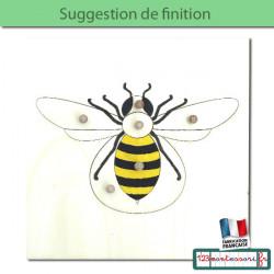 Puzzle de l'abeille ou de l'insecte