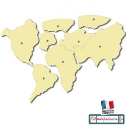 Planisphère : pièces détachées