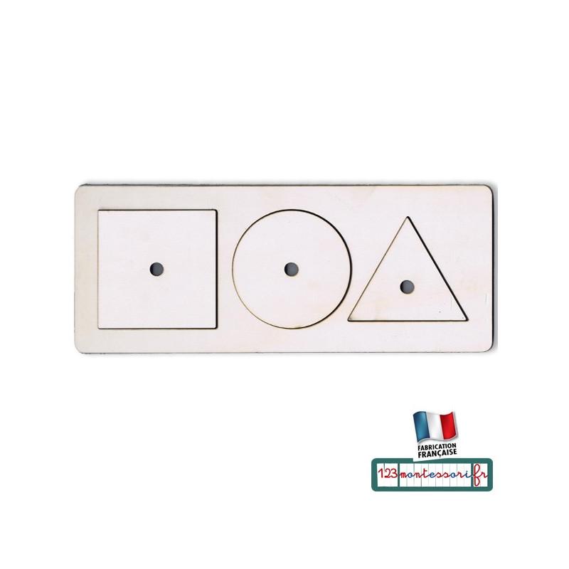 Puzzle Montessori premier âge ou nido