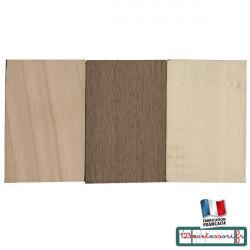Tablettes de bois pour bricolage